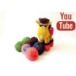 Como trabajamos nuestros peluches ya puedes verlo en Youtube