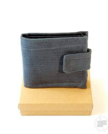Handmade fabric men's wallet